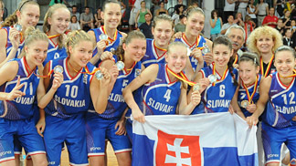 Silver Medal: Team Slovak Republic